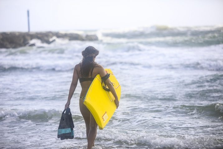 Bodyboard femme